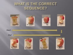 Sequence: Guiding A Child's Rational Thinking process