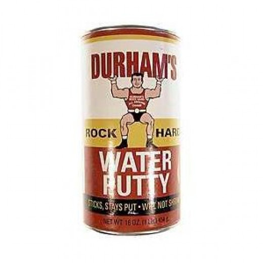 Durham's 4lb Rock Hard Water Putty