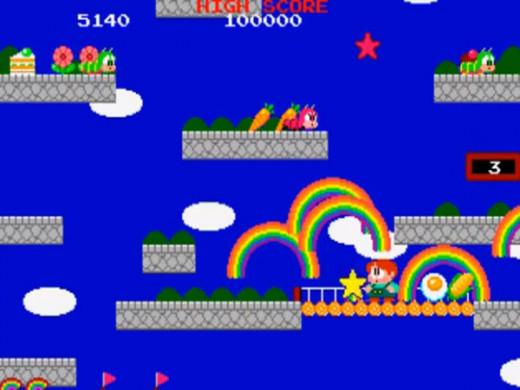 Rainbow Islands (Arcade Classics - MAME).