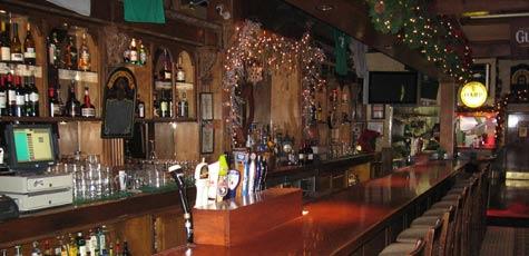 beautiful English bar