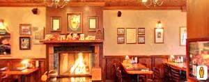 Fireplace room!