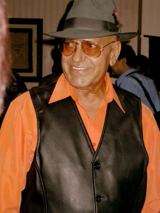One of most renowned villains of Bollywood: Amrish Puri