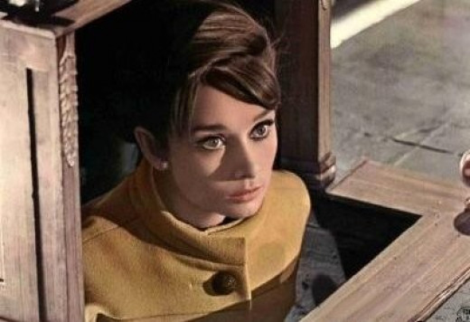 Starring Audrey Hepburn and Cary Grant this film was nominated only for its title song.