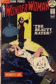 Jeff Jones cover for Wonder Woman # 200