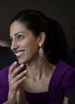 Huma Abedin: Hillary's Beautiful Enigmatic Body Person