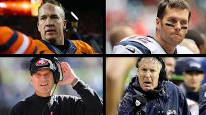 Will the Patriots and 49ers finally meet in the Super Bowl, or will another match up occur?