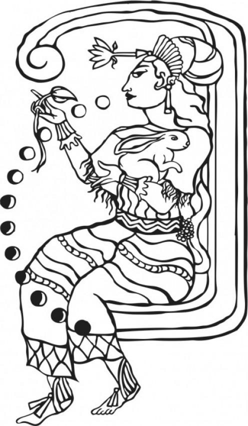 Ix Chel, Mayan Moon Goddess