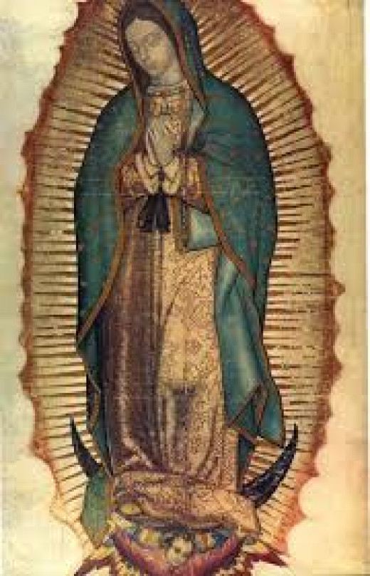 Lady of Guadalupe, Mexico
