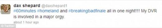 Fans' reaction to Breaking Bad finale