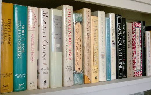 My cherished Cookbook Collection