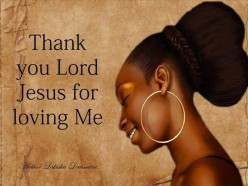 Thank You Lord for Loving Me