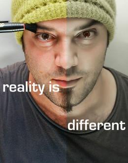 reality hurts huh? Deniz Deniz flickr.com
