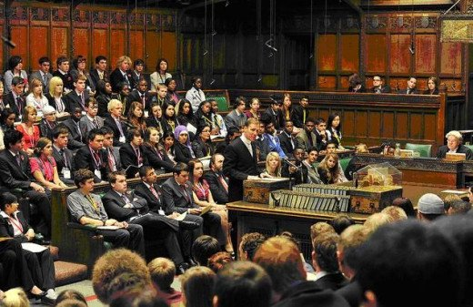 Parliamentary Debates in the Houses of Parliament.