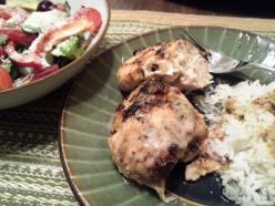 Easy Peasy Delicious Ranch Chicken