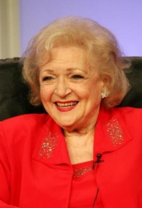 Betty White Poster #01 Portrait 24x36