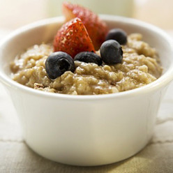 What do you add to your oatmeal?