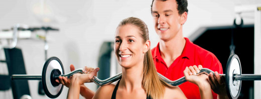 Want to start a new, rewarding career? Become a Certified Personal Trainer!