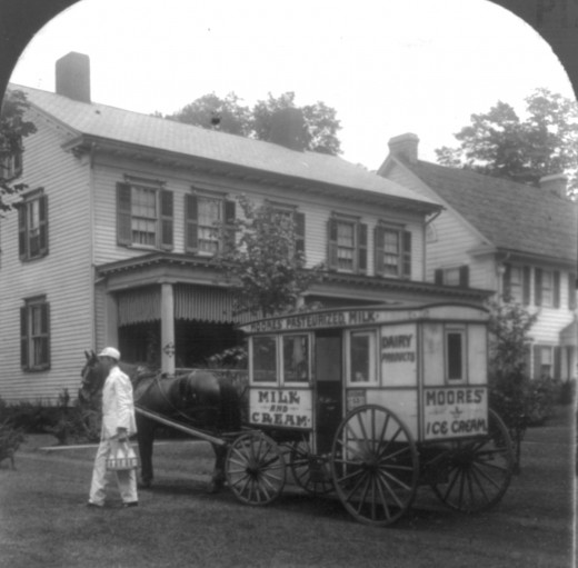 The Milkman, 1925