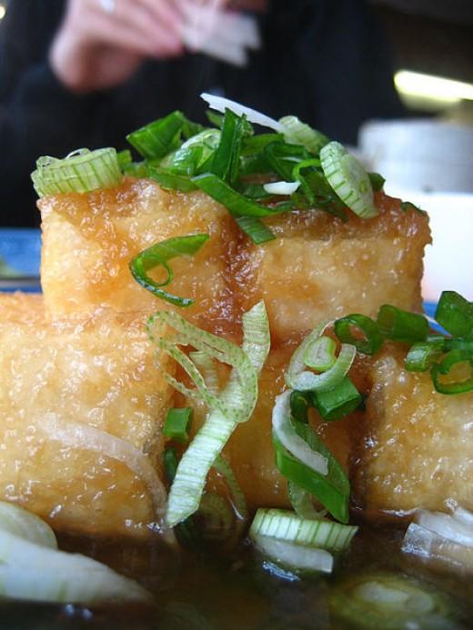 Deep fried tofu is crisp on the outside and soft on the inside. Discover the secrets of crispy fried tofu here.