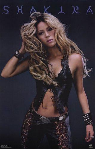 Singer Shakira, February 2, 1977