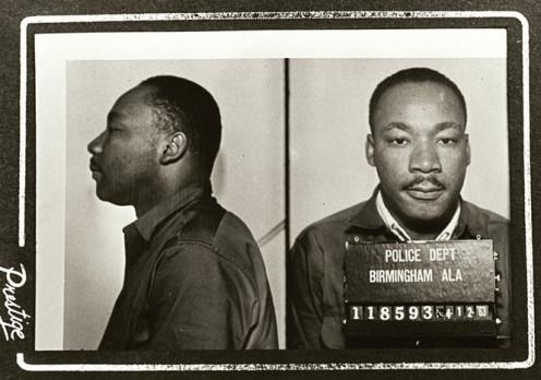 MLK, Birmingham jail, 1963