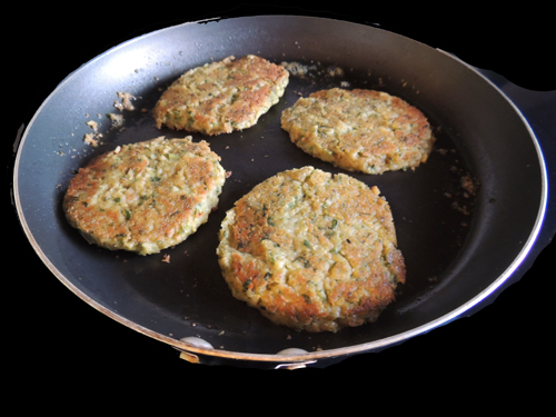 cook 2-3 minutes each side, until nicely browned