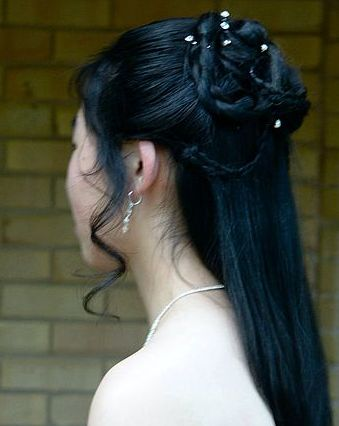 A good updo is the first step to keeping your hair healthy and protected