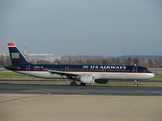 US Airways Planes