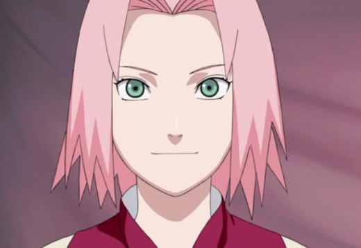 Sakura after the timeskip