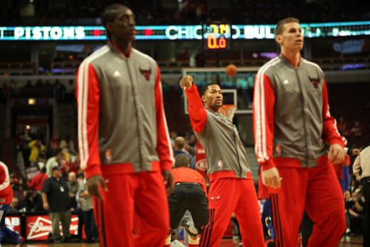 Taj Gibson, D.J. Augustine, and Tony Snell anchor the Chicago Bulls latest version of the bench mob
