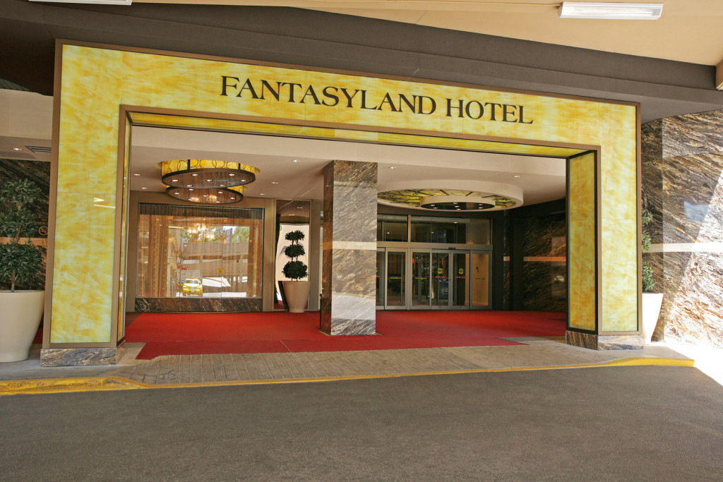 Fantasy Hotel West Edmonton Mall