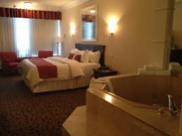 Executive King Room on Fifth Floor