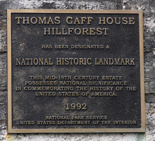 Hillforest Mansion is a National Historic Landmark