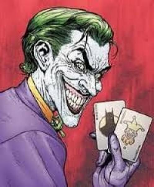 The Joker is one of Batman's worst enemies.
