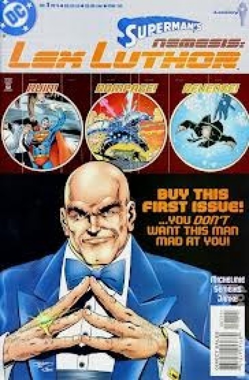 Lex Luthor is one of the most notorious of all of Superman's enemies.