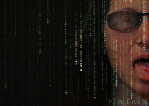 Matrix from Ali flickr.com