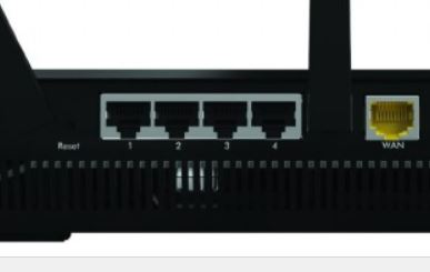 Gigabit Ethernet Ports
