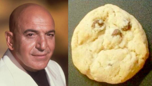 """The Telly Savalas cookie is a great investment"" - Robert Murphy, renowned economist"
