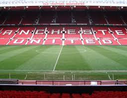 United's stadium Old Trafford