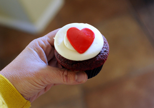 Chocolate cupcakes or candies may help to improve the overall mood in your classroom on Valentine's Day, but remember that the sugar won't last in the system and that you need to back it up with a message of support.