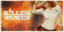 Molly Parker Texas Ranger---Killer Women---She Calls the Shots