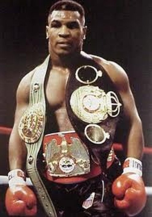 Mike Tyson unified the heavyweight championships in the 1980's.