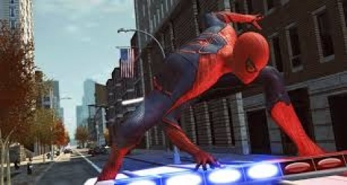 The Amazing Spider-Man was released for the Wii in 2009.