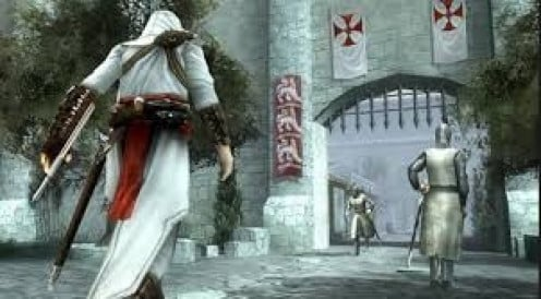 Assassins Creed: Bloodlines for the PSP has all new levels, weapons and cut scenes. But the basic moves of the character remain the same as on the PS3.
