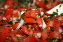 Salsa and Hummus Recipes, Homemade