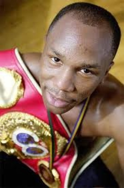 Tim Austin won a Bronze medal in the Olympics. He had great ring generalship and a magnificent jab which he used to win and defend his title.