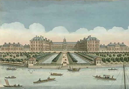 The Royal Hospital Chelsea, founded December 22nd, 1681