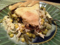 Easy Peasy Hearty Chicken Pot Pie