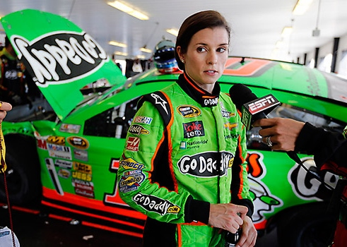 For now, the media spotlight on Danica remains bright. How long it remains so depends largely on Danica