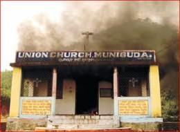 Church in tribal area